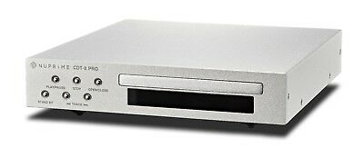 Tv, Video & Audio Cd-player & -recorder silber Nuprime Cdt-8 Single Speed Cd-laufwerk