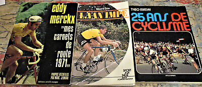 Cyclisme Merckx Van Impe vélo Tour de France