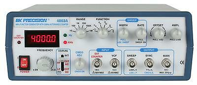 Bk Precision 4003a 4 Mhz Sweep Function Generator New