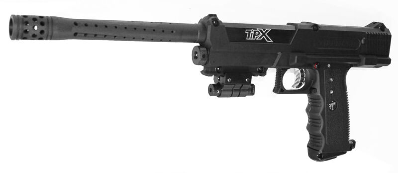 Trinity Accurate Barrel 16 Long For Tippmann TIPX paintball marker accessories