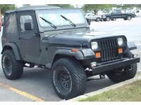 WANTED CHEAP JEEP WRANGLER