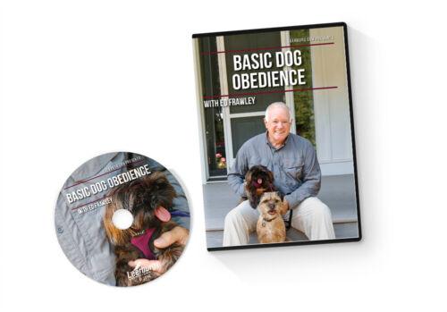 Basic Dog Obedience DVD by Leerburg