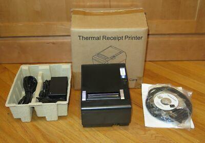 Tm200 Retail Receipt Thermal Printer - Parallel - Epson Escpos Compatible