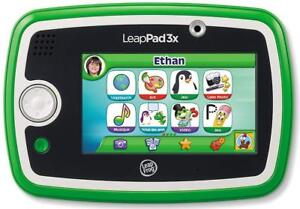 USED LeapFrog Leappad3 Kids Learning Tablet, Green (French) Condtion: USED
