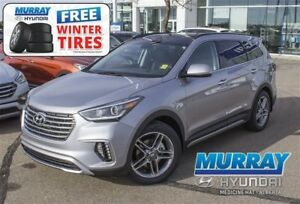 2017 Hyundai Santa Fe XL Limited AWD *FREE WINTER TIRES *