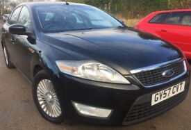 2007 FORD MONDEO 1.8 TDCI ZETEC 6 SPEED+10 MONTH MOT+FULL VOSA HISTORY+126,000 MILES+HPI CLEAR!!