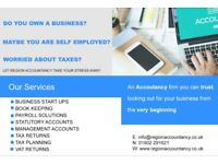 Are you Self-Employed? Need help with | Tax Planning | Self Assessments | And More!?