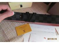 LV men's belt