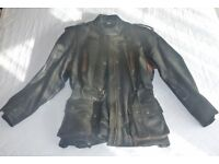 Quality Ladies Frank Thomas motorbike jacket ~ size 42 ~ not just for the biker but fashionable