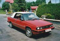 1985 Renault Alliance DL