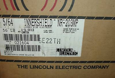 Lincoln Nr-203mp 564 14 Coil Welding Wire 69 Pie Pan