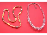 Two Pretty Necklaces