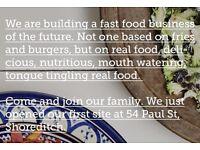 Kitchen Porter - Bel-Air - Shoreditch East London £17k-£18k per year