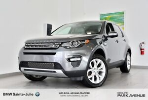 2016 Land Rover Discovery Sport HSE Navi, Pneus D'hivers