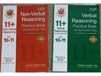 Grammar School (11 Plus) Test Packs and Book