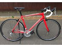 Specialized Allez Road Bike Bicycle Size Large 56.5cm