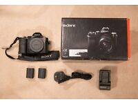 Sony A7 Camera Body - Boxed Mint Condition