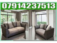 THIS WEEK SPECIAL OFFER BRAND New LUXURY ALAN Sofa RANGE 4399