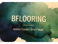 Flooring. Amtico. Carpet. Vinyl. Wood.
