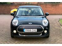 Mini Cooper D black 2016 5dr