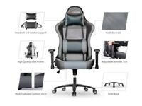 Office Chair - PC Gaming Chair Ergonomic Desk Office Chair