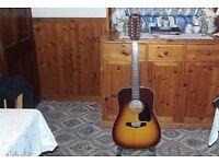 Ibanez 12 string guitar