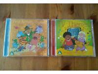 ELC Nursery children songs two CD set
