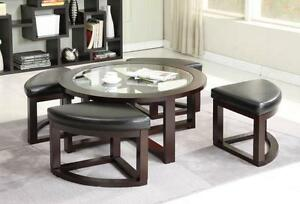 SALE ON COFFEE TABLE SET !! LIMITED STOCK (AD 540)