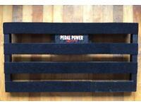 Pedaltrain 2 Pedal Board & Voodoo Labs Pedal Power 2 Plus