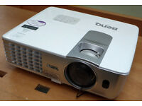 BENQ MS612ST short-throw DLP projector working, but with fault