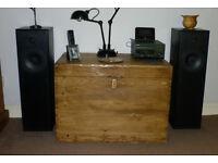 Sony SS176E Floor Standing Speakers VGC.