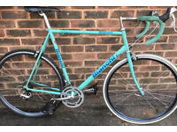 61cm Bianchi Columbus Shimano RX100 group set bike road town race racing bike bicycle large Frame