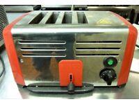 Burco TSSL14 Four Slot Professional Toaster