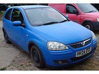Ideal first car: 2004 Vauxhall Corsa 1.2 CDTi