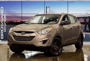 2013 Hyundai Tucson GL A/C GROUPE ÉLECTRIQUE