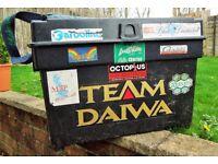 TEAM DAIWA TACKLE SEAT BOX