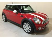 2007 MINI COOPER 1.6 CHILLI PACK 57K FULL 12 MONTHS MOT DEBIT AND CREDIT CARDS WELCOME