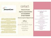 DreamCare+ is offering to take care of your needs to make your life easier and more enjoyable