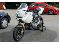 Ducati Multistrada 1100s - RARE White S Model