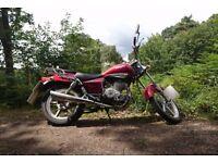 Lexmoto Arizona 125cc Motorbike