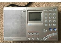 Sony ICF-SW7600GR Portable Receiver