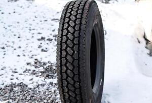 BRAND NEW MUD TIRES / ALL TERRAIN TIRES - SEMI TIRES (11R24.5 11R22.5) -  Best Quality, WARRANTY and Pricing