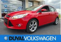 2012 Ford Focus SEL AUTO BLUETOOTH 63$ / SEM BAS KM **13405 KM *