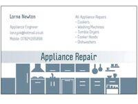 Appliance engineer