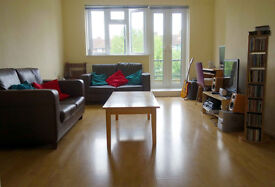 large and lovely three bedroom flat on the first floor in East Finchley