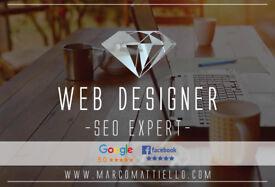 Freelance Web Designer & Web Developer   SEO Expert, Websites Maintenance, Shopify E-commerce