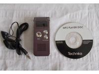 Brand New MP3 Player & Recorder