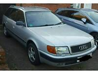 Audi 100E 2.6l Estate *** RE-ADVERTISED DUE TO TIME WASTERS ***