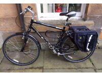 [SOLD] 'Giant' Hybrid 21 gear Commuter / Touring bike
