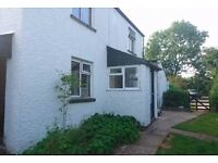 Lovely three bed country cottage